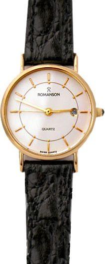 Женские часы Romanson NL1120SLG(WH)