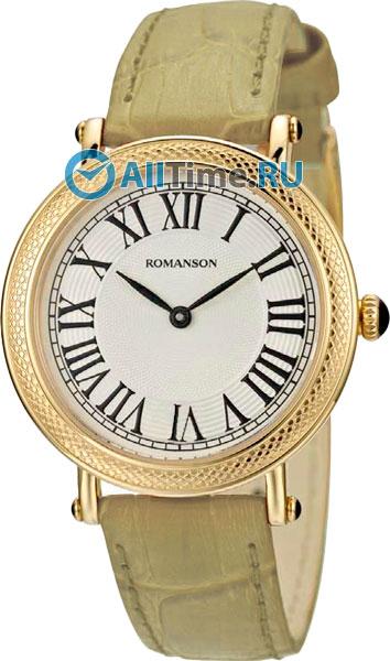 Женские часы Romanson RL1253SLG(WH)IV