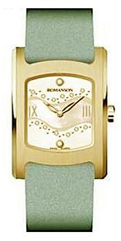 Женские часы Romanson RL1254LG(WH)
