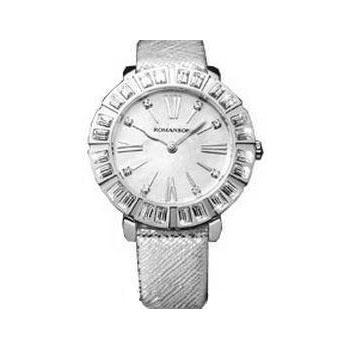 Женские часы Romanson RL1255TLW(WH)WH