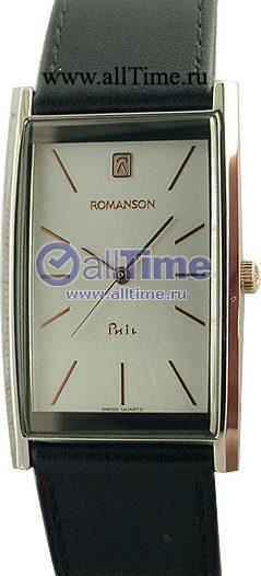Мужские часы Romanson DL2158CMJ(WH)