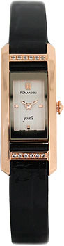 Женские часы Romanson RL2901QLR(WH)