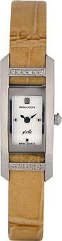 Женские часы Romanson RL2901QLW(WH)