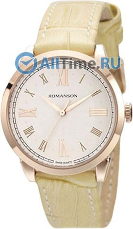 Женские часы Romanson RL3201LR(WH)IV