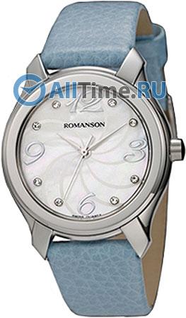 Женские часы Romanson RL3214LW(WH)BU