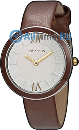 Женские часы Romanson RL3239LC(WH)BN