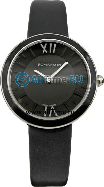 Женские часы Romanson RL3239LW(BK)BK