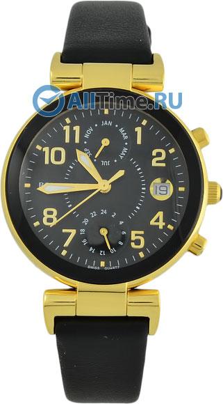 Женские часы Romanson RL4211FLG(BK)