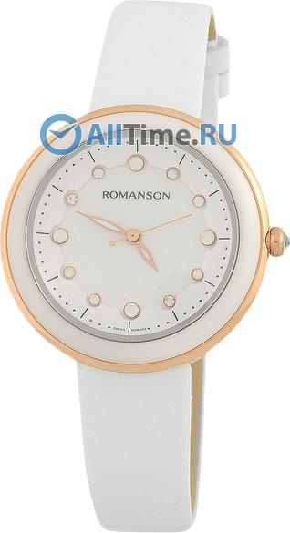 Женские часы Romanson RL4231LR(WH)