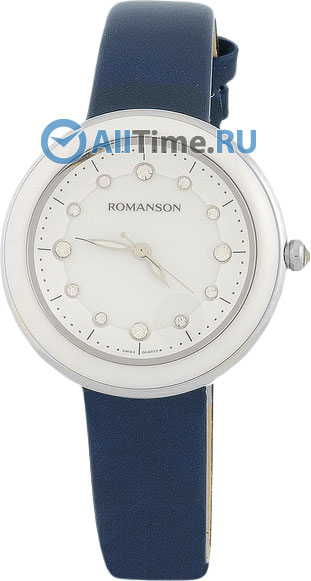 Женские часы Romanson RL4231LW(WH)BU