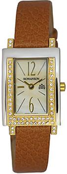 Женские часы Romanson RL6159QLC(GD)