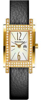 Женские часы Romanson RL6159QLG(WH)