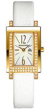 Женские часы Romanson RL6159QLJ(WH)