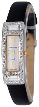 Женские часы Romanson RL7244QLC(WH)