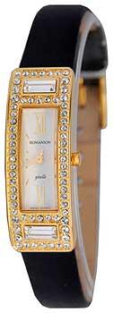Женские часы Romanson RL7244QLG(WH)