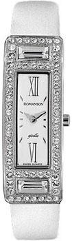 Женские часы Romanson RL7244QLW(WH)