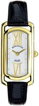 Женские часы Romanson RL7281SLG(WH)