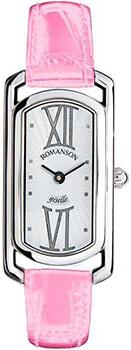 Женские часы Romanson RL7281SLW(WH)PINK