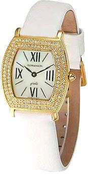 Женские часы Romanson RL8209QLG(WH)