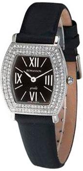Женские часы Romanson RL8209QLW(BK)