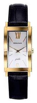 Женские часы Romanson RL9206LG(WH)