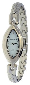 Женские часы Romanson RM0345LW(WH)