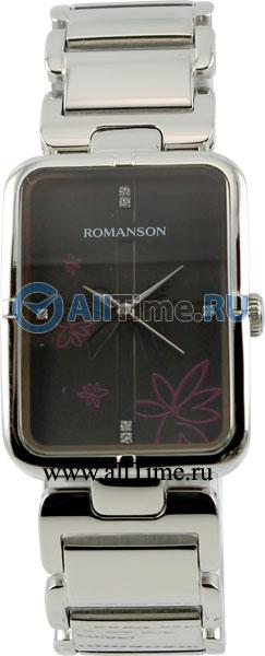 Женские часы Romanson RM0356LW(BK)