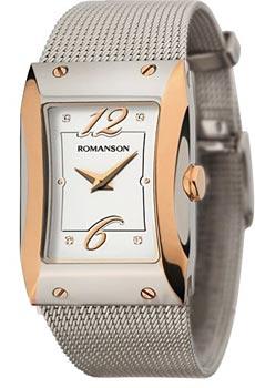 Женские часы Romanson RM0359LJ(WH)