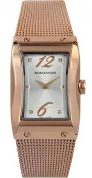 Женские часы Romanson RM0359LR(WH)