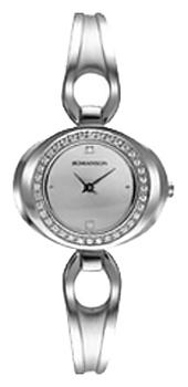 Женские часы Romanson RM0391CLW(WH)