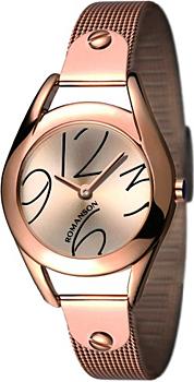Женские часы Romanson RM1221LR(RG)
