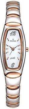 Женские часы Romanson RM2140LJ(WH)