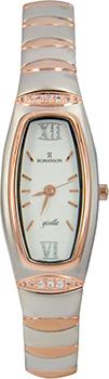 Женские часы Romanson RM2140QLJ(WH)