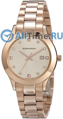 Женские часы Romanson RM4205UUR(IV)