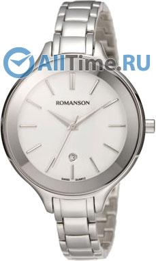 Женские часы Romanson RM4208LW(WH)