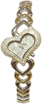 Женские часы Romanson RM5504QLC(GD)