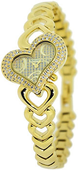Женские часы Romanson RM5504QLG(GD)
