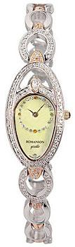 Женские часы Romanson RM9207QLJ(GD)