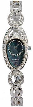 Женские часы Romanson RM9207QLW(BK)