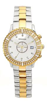 Женские часы Romanson RM9229TLC(WH)