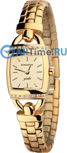 Женские часы Romanson RM9237QLG(GD)
