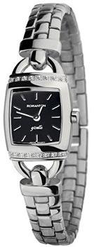 Женские часы Romanson RM9237QLW(BK)