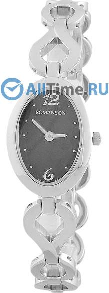 Женские часы Romanson RM9239LW(BK)