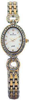 Женские часы Romanson RM9790QLC(WH)