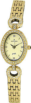 Женские часы Romanson RM9790QLG(GD)