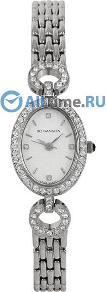 Женские часы Romanson RM9790QLW(WH)