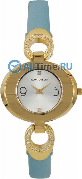 Женские часы Romanson RN0391CLG(WH)
