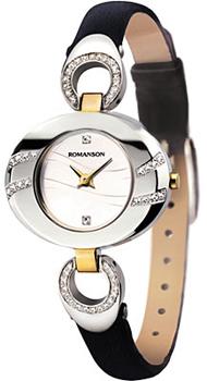 Женские часы Romanson RN0391QLC(WH)