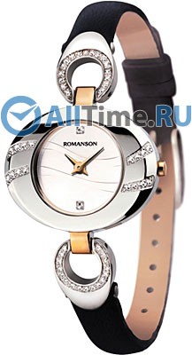 Женские часы Romanson RN0391QLJ(WH)