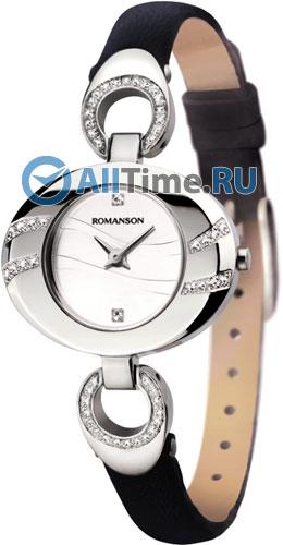 Женские часы Romanson RN0391QLW(WH)